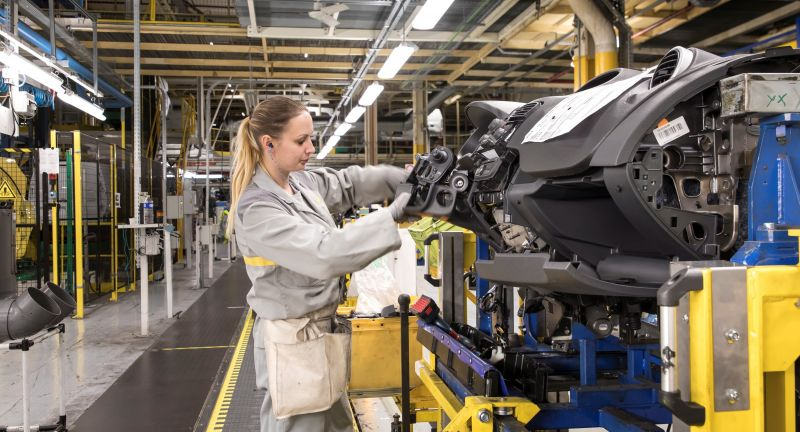 Photos, Development & manufacturing, Groupe Renault, Quality & manufacturing