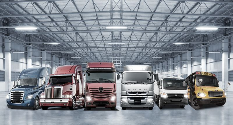Company, Daimler Trucks, 01 - 2019, Daimler Global MediaSite, Press Archives, Trucks & Buses, Business News, Neue Motive 2018, MediaSite, Best sales result in the past decade: Daimler Trucks sells well, Brands & Products, Press Releases sorted by years, 2019