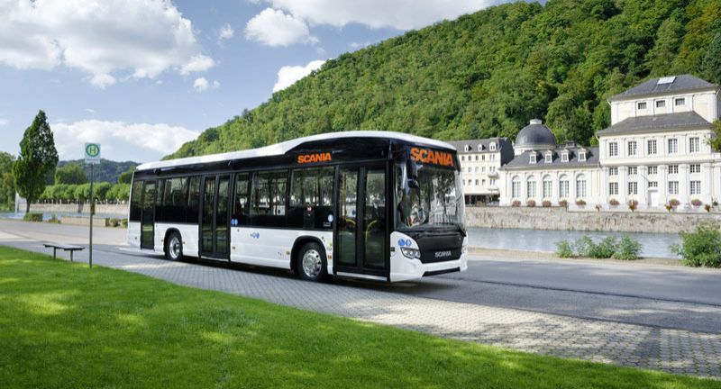 Scania Citywide LE Hybrid