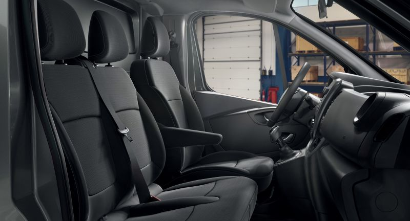 Photos, Interior, Light Commercial Vehicles, Static, On location, Renault, Trafic LCV, Vehicles