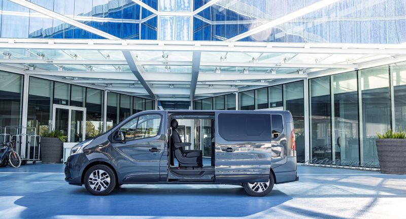 Photos, Exterior, Light Commercial Vehicles, Moving, On location, Renault, Trafic LCV, Vehicles