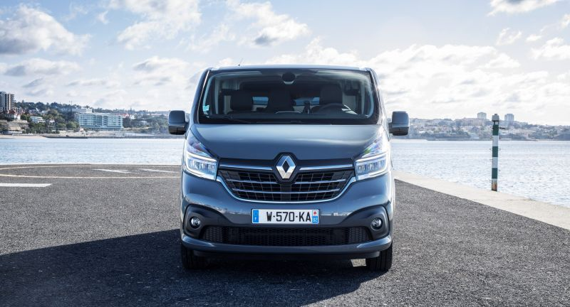 Photos, Exterior, Light Commercial Vehicles, Static, On location, Renault, Trafic LCV, Vehicles