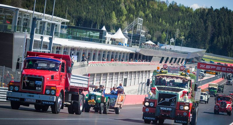 Truck Race Trophy 2017, 12.-14. Mai am Red Bull Ring