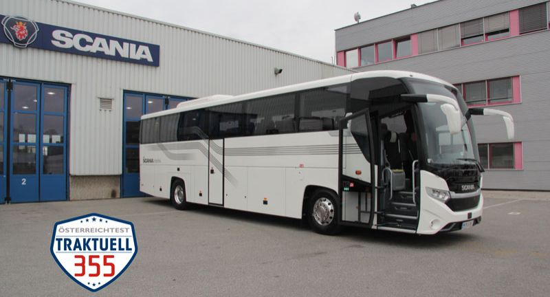 Scania Interlink – der flexible Busbaukasten