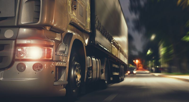 truck, trailer, shipping, delivery, cargo, accelerate, acceleration, background, blur, bokeh, business, car, city, commercial, dark, drive, evening, exposure, fast, freight, half, head, headlight, heavy, highway, industry, light, line, logistic, logistics, long, lorry, motion, motorway, move, night, road, semi, side, silver, speed, speeding, street, traffic, transport, transportation, trucking, urban, vehicle