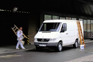 02 - 2020, Daimler Global MediaSite, Mercedes-Benz Vans, MediaSite, Brands & Products, 25 years of Mercedes-Benz Sprinter: The champion of its class, Press Releases sorted by years, 2020, Classic