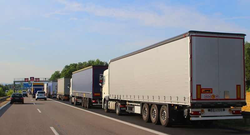 jam, lorries, motorway, a5, truck, lorry, autobahn, swiss, traffic, customs, car, trailer, road, clearance, border, frontier, europe, germany, switzerland, weil, basel, weil am rhein, transportation, cargo, transport, freight, vehicle, shipping, highway, expressway, turnpike, trucking, logistic, control, congestion, accumulation, row, crowded, wait, container, logistics, heavy, many, emergency lane, parking, baden