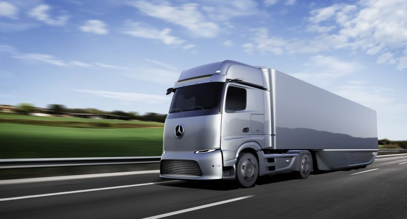 """Tochterwerke, NFZ Mercedes-Benz, Future-proof, sustainable and flexible: Mercedes-Benz plant in W, Forschungsfabrik ARENA2036, Niederlassungen, Trucks, Sustainability, Mercedes-Benz, Mercedes-Benz Standorte - national, Wörth - Veranstaltung 2021, MediaSite, Press Releases sorted by years, Electric mobility, Daimler Global MediaSite, 07 - 2021, Fuel Cells, Press Archives, Locations, Environment, """"Mercedes me"""" Store, Brands & Products, eActros ab 2018, eActros LongHaul 2020, Company, Technology, Standorte - national u. international, Daimler Trucks, Wörth, 2021, Woerth"""